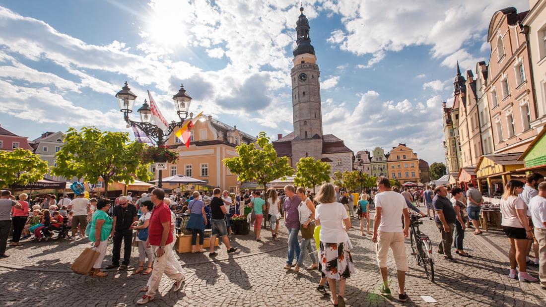 Rynek Bolesławiec